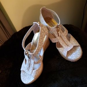 Michael Kors Wedge Ssndals